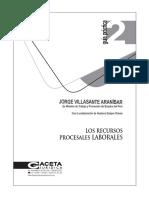 Guia 2 - los recursos procesales laborales.pdf