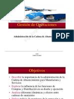 Administracion de La Cadena de Abastecimiento