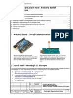 Docklight Application Note ArduinoSerial
