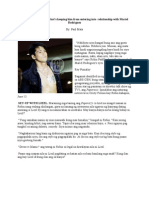 Robin Padilla Reveals What