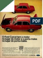 CORCEL 1969