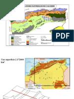 Relief Algerie