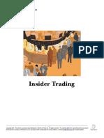 Insider Trader