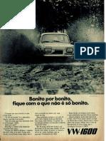 Vw Variante 1969