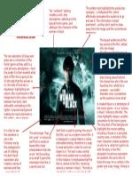 Woman in Black Poster Analysis