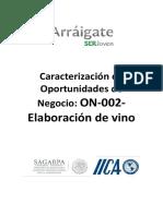 Caracterizacion de Oportunidades de Negocio-ON-002-Elaboracion de vino.pdf