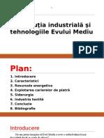 Revolutia industriala si tehnologiile din Evul Mediu