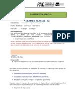 Evaluación Parcial Compiii