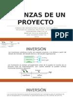FINANZAS DE UN PROYECTO.pptx