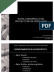 GUIÓN Y DESARROLLO DEL PROYECTO DE UN VIDEOJUEGO