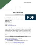 Curriculum Ivon Grajales Montoya
