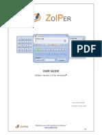 Zoiper 2.0 Free Manual