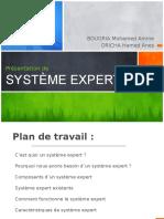 Présentation De system expert