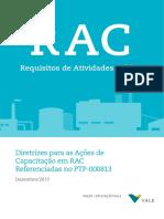 Diretrizes RAC PTP000813 Dezembro2015