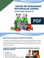 DIFUSION HDSM seguridad industrial