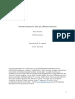 Reardon District Ses and Achievement Discussion Draft April2016