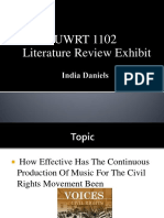 literature review two