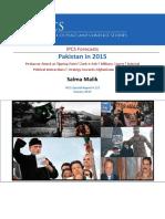 SR171 Forecasts Pak Salma 2 ( Must Read )