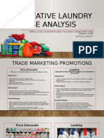 Creative Laundry Analysis Group 3