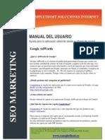 Manual Adwords
