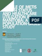 Metis Health Status Report