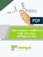 Ebook Qualidade ISO - Como conseguir a certificação da ISO / SGQ em tempos de crise