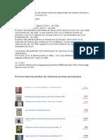 Previsiones y Noticias Sobre El Precio Del Petróleo en 2015 (1)
