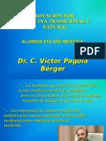 medicina natural en ortopedia