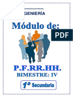 1 PFRH - IV BIM