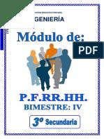 3 PFRH - IV BIM