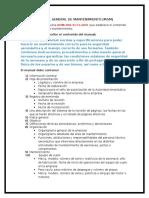 Manual General de Mantenimiento