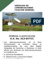 04) Servicios de Telecomunicaciones Peru