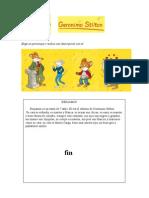 Descripciones de personajes