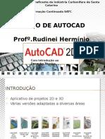 Autocad-Aula Inicial 2014
