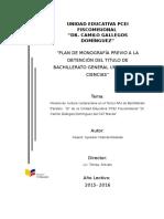 Plan de Monografia 2015-2016