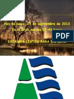 ANA Presentacion Peru