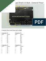 Lcd Keypad Shield Datasheet