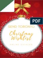 Send Toronto Christmas Wish List
