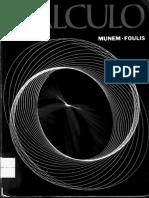 Calculo Vol 1 - Munem e Foulis