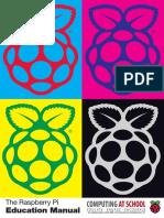 Raspberry Pi - Education Manual