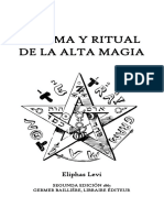 Eliphas Levi - Dogma y Ritual de La Alta Magia
