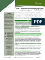 Rcp y Desfibrilacion Externa