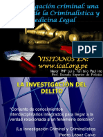 La Investigación Criminal Del Delito (Perú)._opt