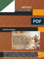 IMPERIOS COLONIZADORES