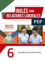Ingles Para Relaciones Laborales