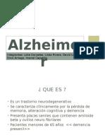 Presentación Alzheimer Expo
