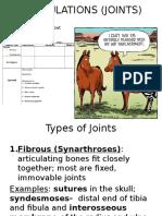 joints hollis