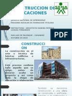 Construccion de Edificaciones