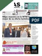Mijas Semanal nº711 Del 11 al 17 de noviembre de 2016