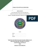 Form Laporan Kunjungan Industri (a4)